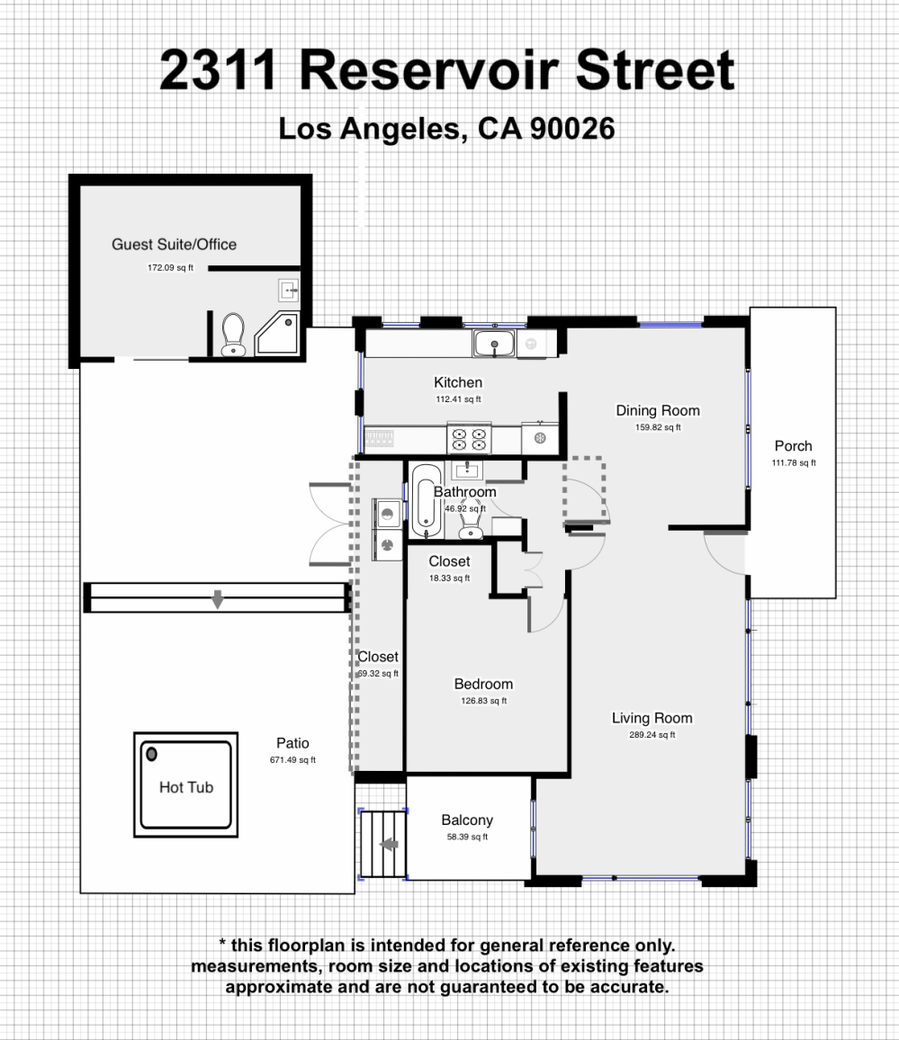 2311 Rservoir Street-Floorplan